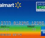 ウォルマートカード セゾン・アメリカン・エキスプレス・カード 西友 SEIYU