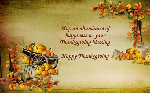 Thanksgiving Verses Card Verses Greetings And Wishes