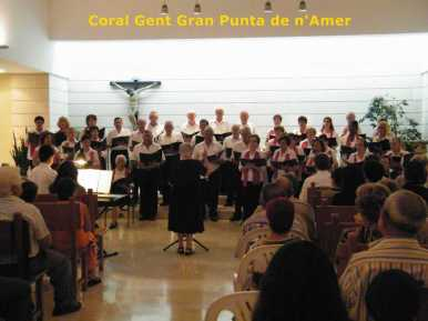 Coral Gent Gran Punta de n'Amer