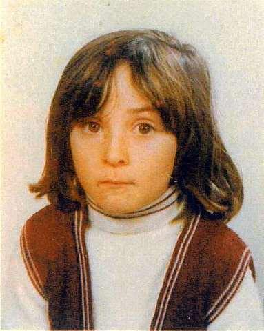 Na Maria amb 5 anys