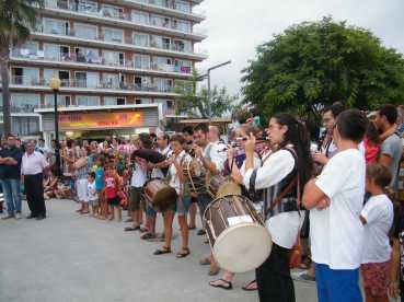 Trobada de Gegants Manacor St. Llorenç 25-08-2013 044