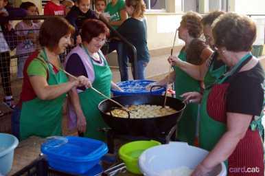 Bunyolada Escola de Sant Llorenç 2013016