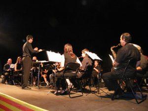 Festes S'Illot Banda de Música Sant Llorenç 22-08-2014 026