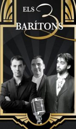 Els Tres Barítons arriben al Cala Millor Festival