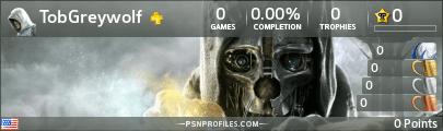 PSN Gamercard