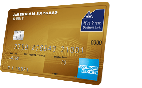 AMEX debit Card Activation