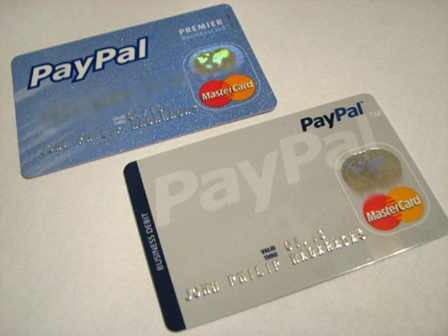 Activate PayPal Debit Card