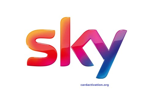 Activate Sky Card