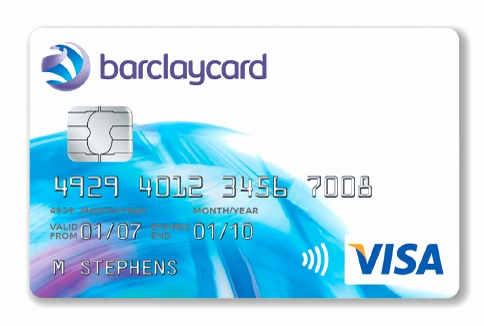 Barclays Card Activation