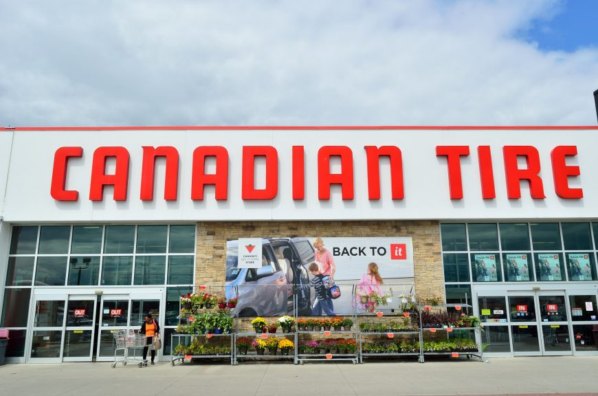 Canadian Tire Card Activation