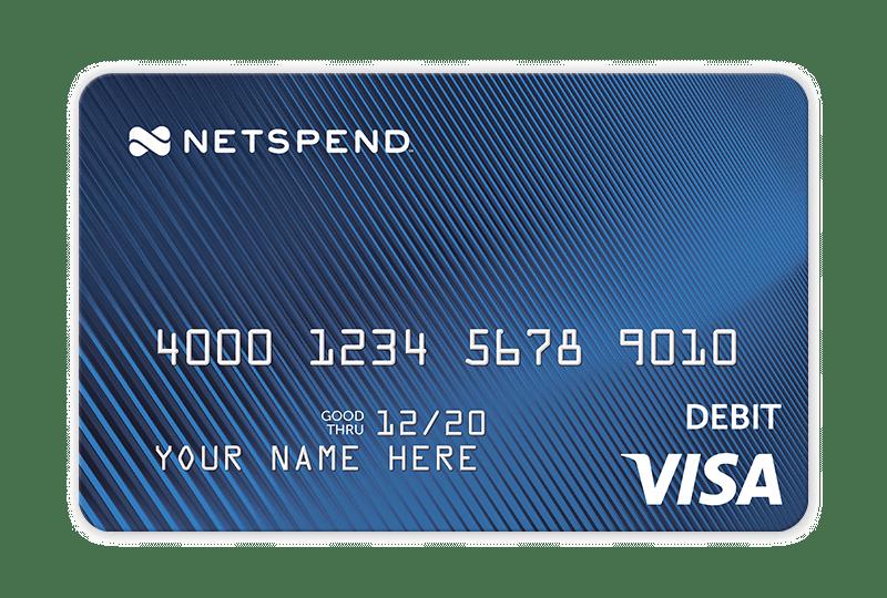 NetSpend Debit Card Activation