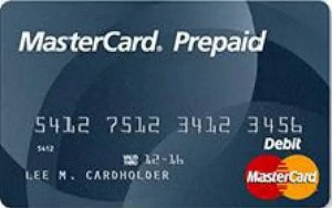 PC Mastercard activation