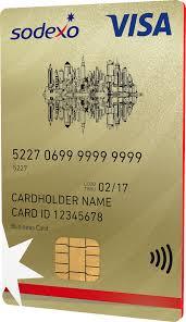 Sodexo Card Activation