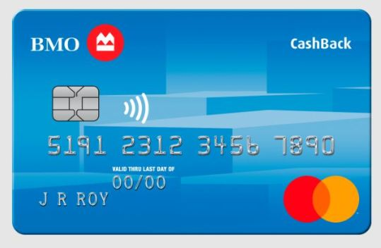 BMO MasterCard Activation