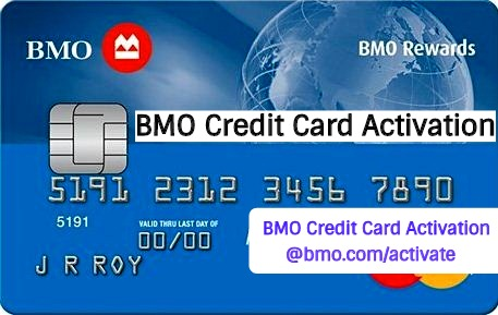 bmo online card activation