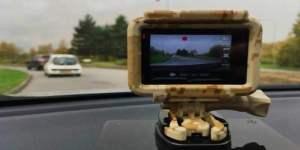 GoPro as Dashcam