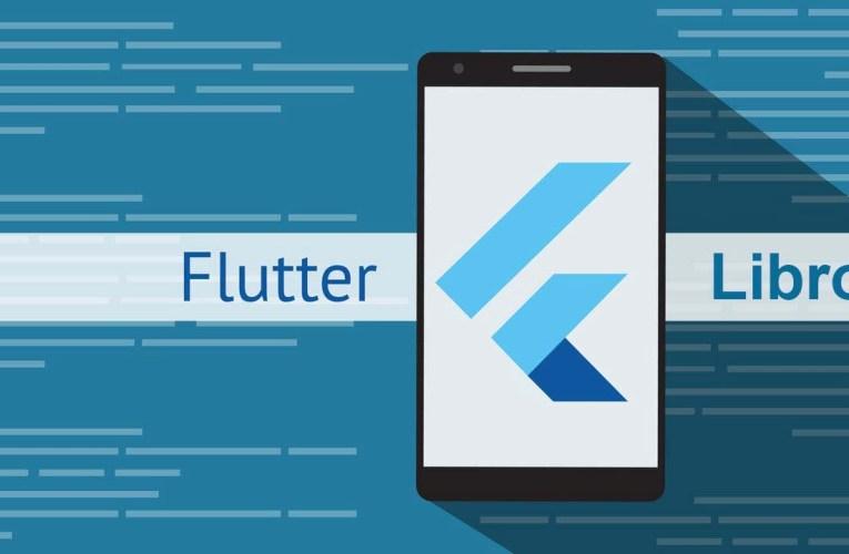 Libro gratuito: Flutter