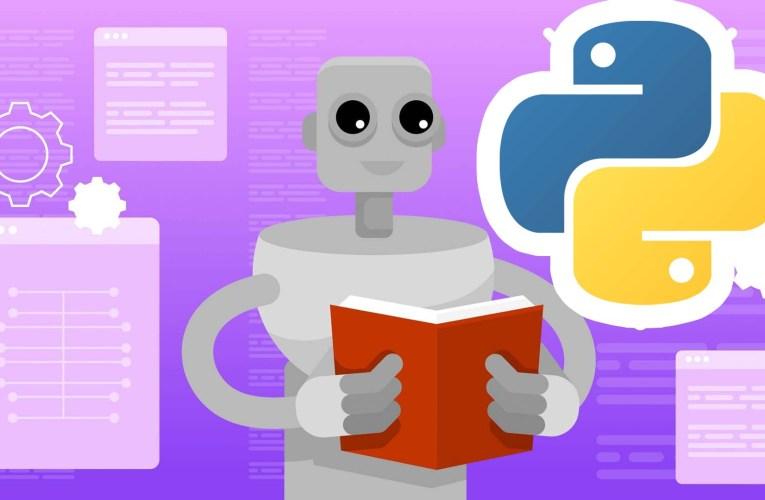Libro gratuito: Programación de visión artificial con Python