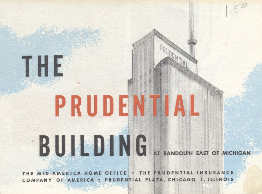 IL, Chicago - The Prudential Building - Chicago, Illinois (1)