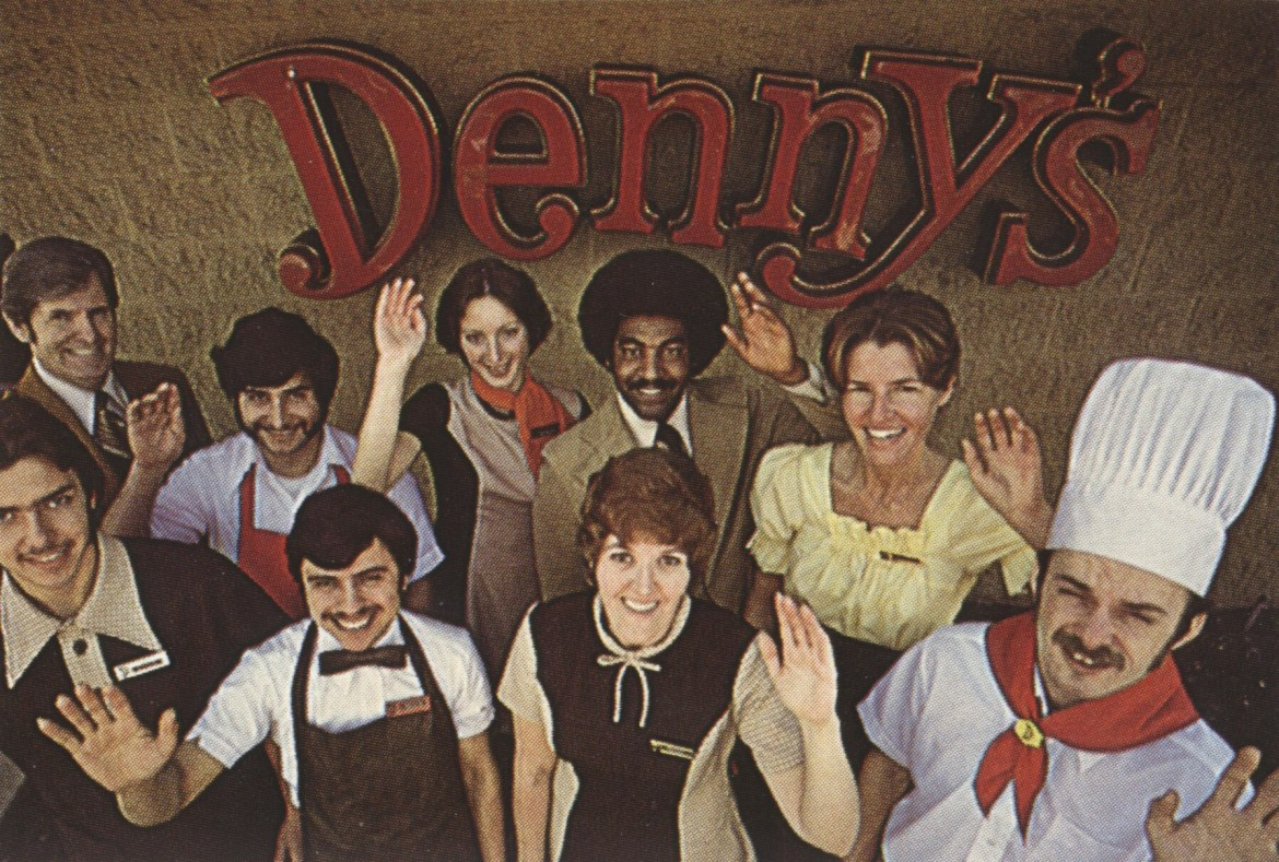 Denny's Travel Directory 1977-1978