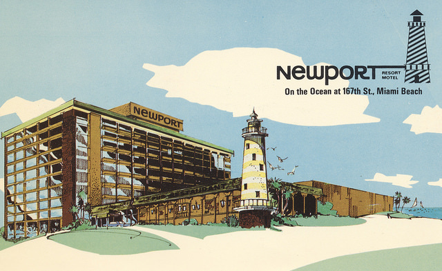 Newport Resort Motel – Miami Beach, Florida