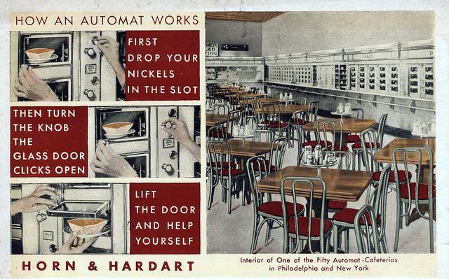 Horn & Hardart Automats in Philadelphia