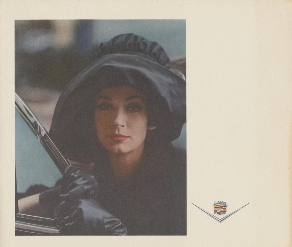 1963 Cadillac Brochure