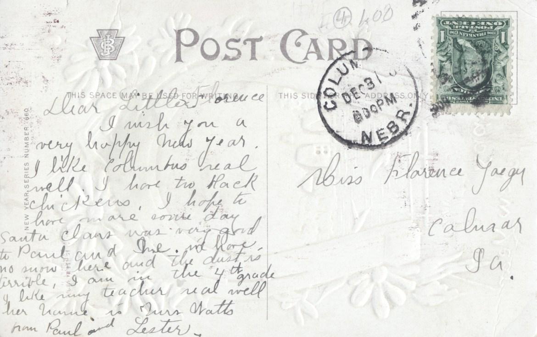 Dear Little Florence