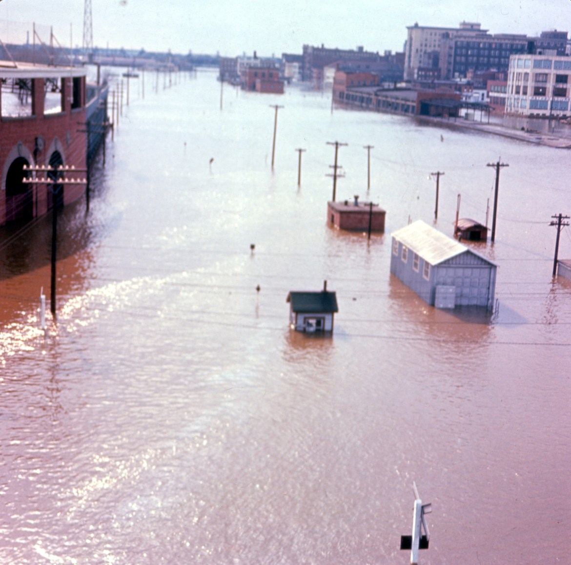 Found Photo Friday: The Flood of '65 (Part Two)