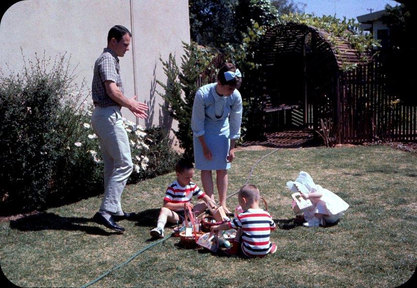 Easter, 1965