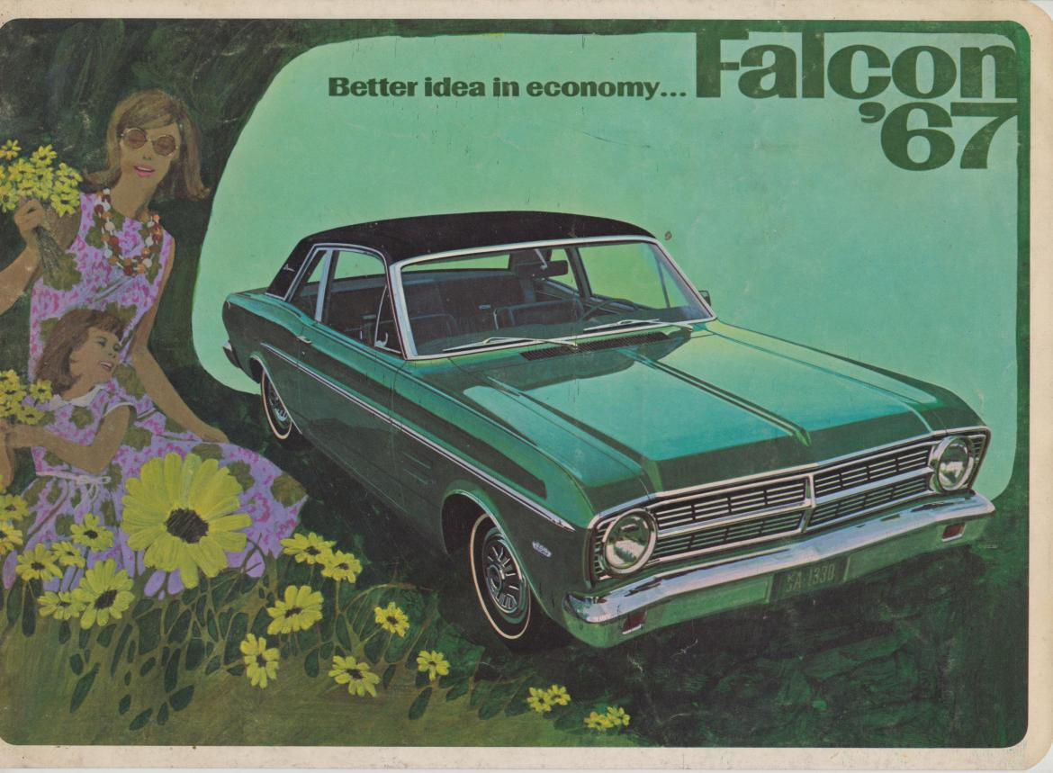 1967 Ford Falcon Brochure