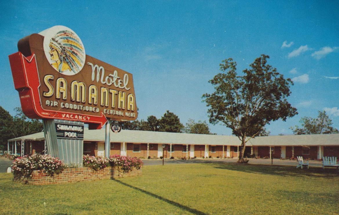 Motel Samantha – Oxford, Alabama