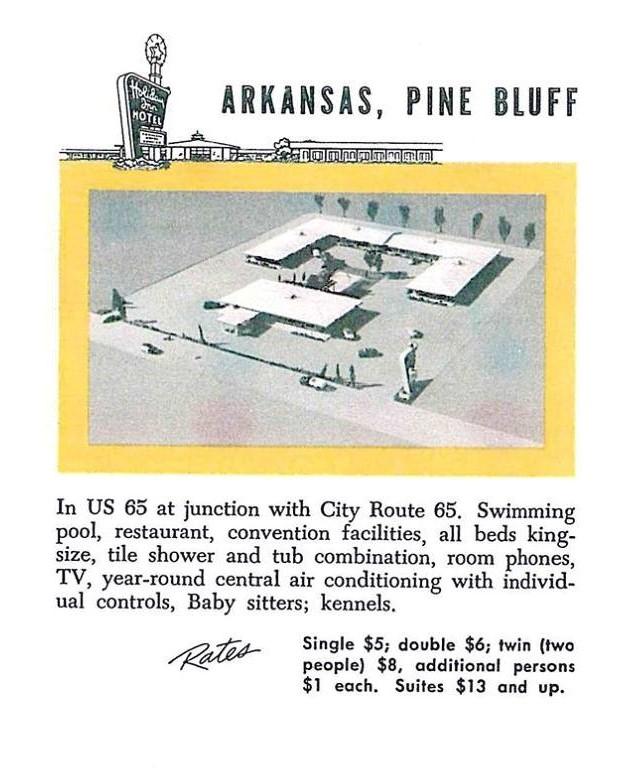 AR, Pine Bluff