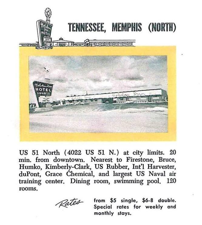 TN, Memphis North
