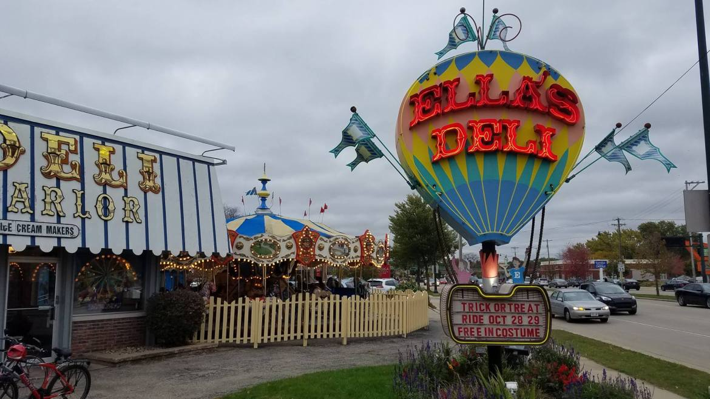 Ella's Deli and Ice Cream Parlor – Madison, Wisconsin