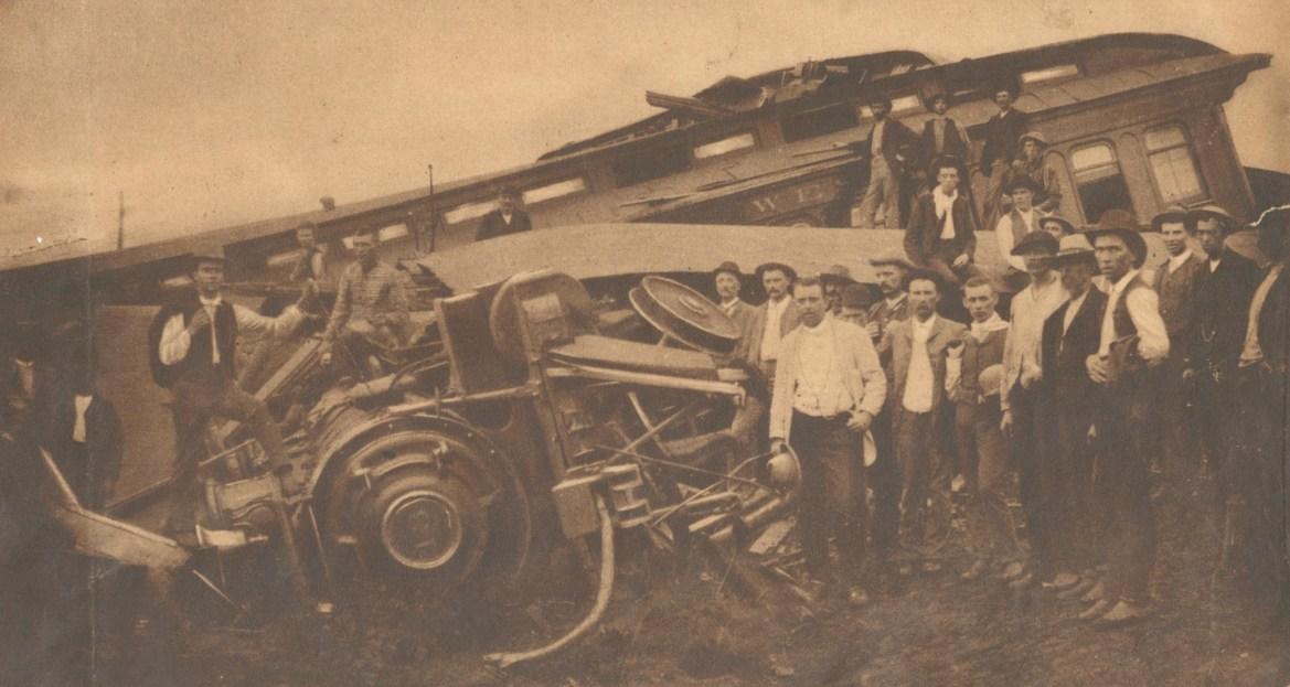 The Great Chatsworth Train Wreck – August 10-11, 1887 – Chatsworth, Illinois