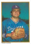 1987 Topps All Star Fernando Valenzuela