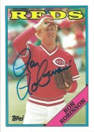 1988 Topps Ron Robinson
