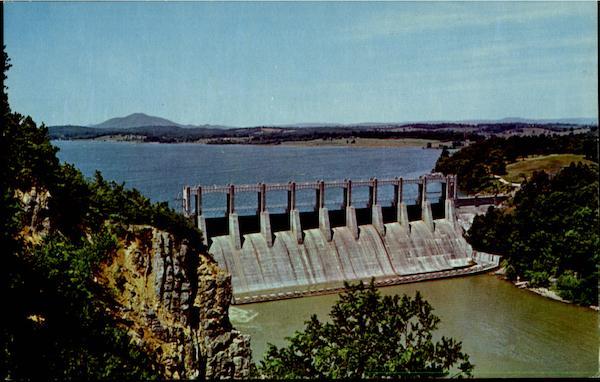 Claytor Hydro Electric Dam Radford VA