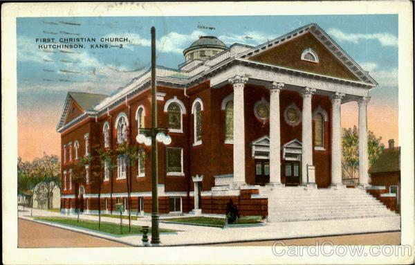 First Christian Church Hutchinson, KS