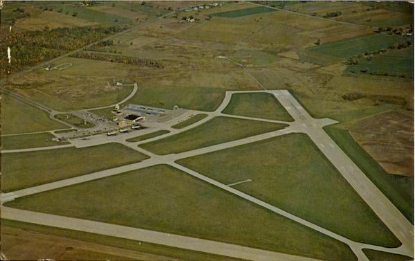 Austin Straubel Airport M Queen Wilhelmina State Park