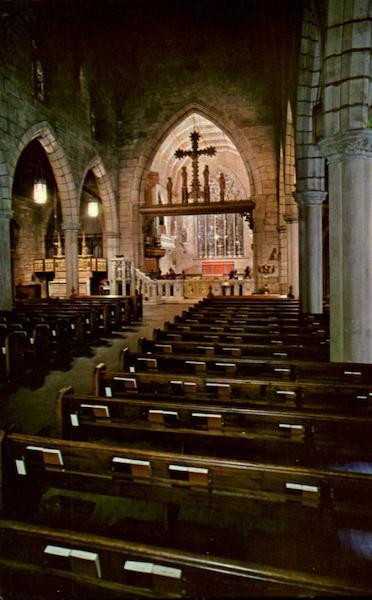 St Marks Episcopal Church 1625 Locust Street