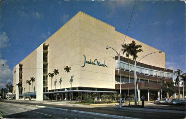 Jordan Marsh Biscayne Blvd Miami FL