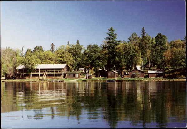 Whaleys Resort Ponsford MN