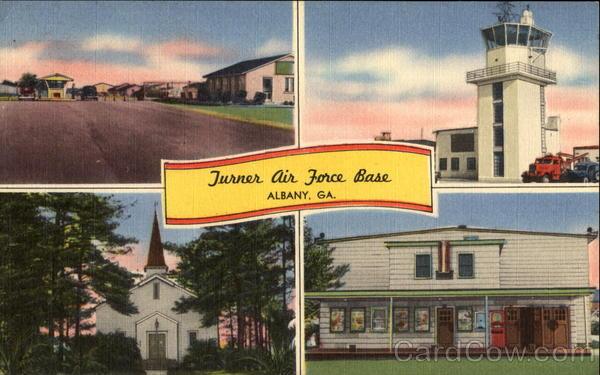 Turner Air Force Base Albany GA