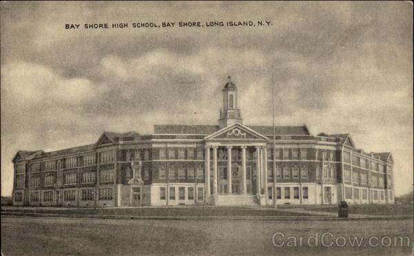 Bay Shore High School Long Island NY