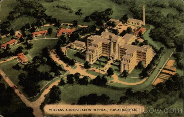 Veterans Administration Hospital Poplar Bluff MO