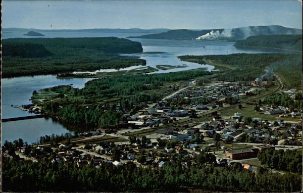 Lake Superior Nipigon ON Canada