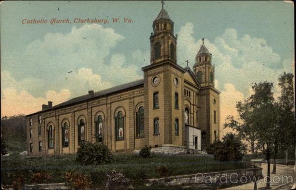 Catholic Church Clarksburg WV