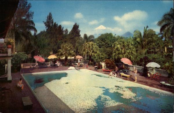 Hotel Ruiz Galindo The Famous Gardenia Swimming Pool